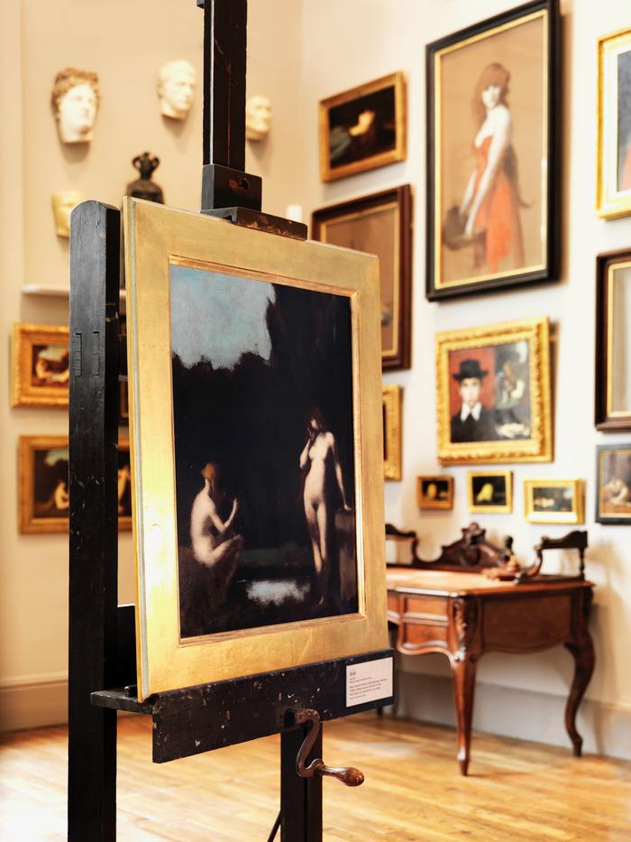 Journées du patrimoine 2018 - Parcours-découverte du musée Jean-Jacques Henner