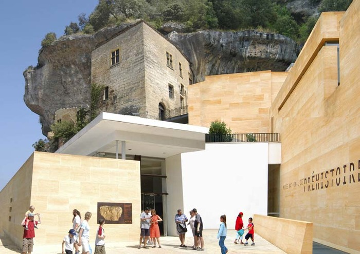 Journées du patrimoine 2018 - Visite libre du Musée national de Préhistoire
