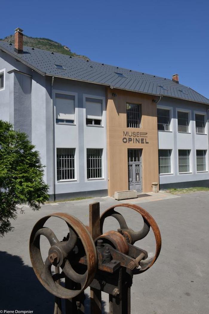 Journées du patrimoine 2017 - Visite libre du musée Opinel