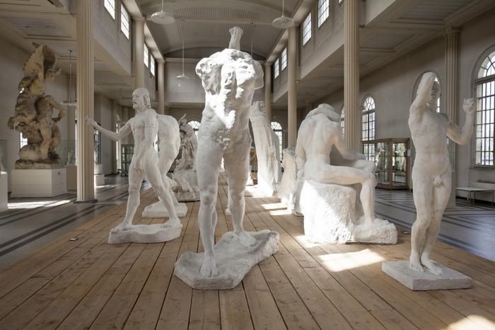 Journées du patrimoine 2018 - L'expérience de la sculpture au musée Rodin de Meudon