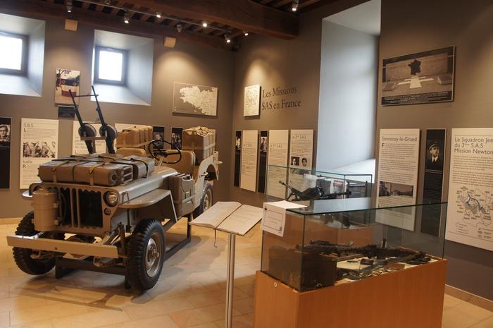 Journées du patrimoine 2018 - Visite libre du Musée SAS