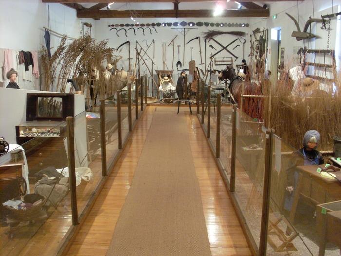 Journées du patrimoine 2018 - Visite libre du Musée Traditions et Vie