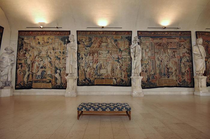 Crédits image : Centre des monuments nationaux - Philippe Berté