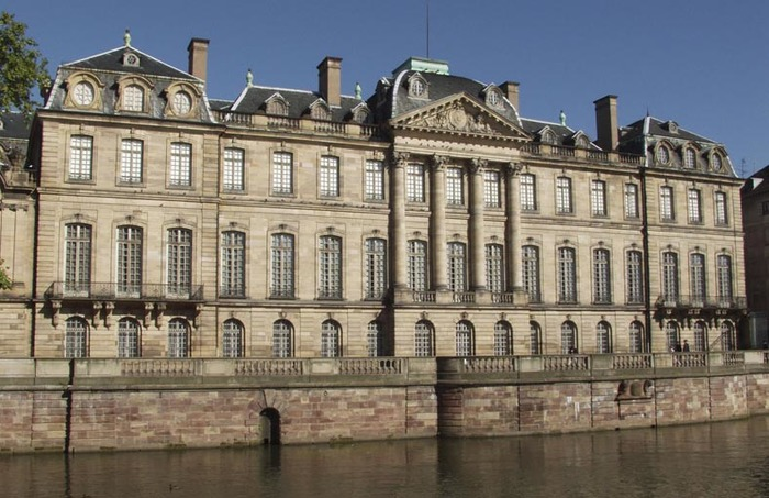 Crédits image : Palais Rohan, photo: Mathieu Bertola, Musées de Strasbourg