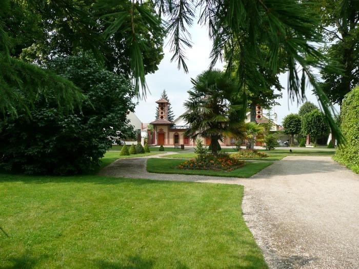 Journées du patrimoine 2018 - Visite libre du Parc de la Sauvagerie