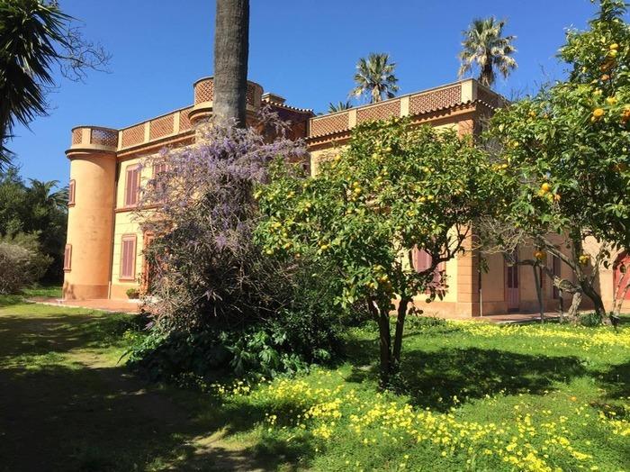 Journées du patrimoine 2018 - Visite libre du parc du Château de la Moutte