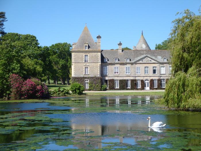 Journées du patrimoine 2018 - Visite libre du parc du Château de Tocqueville