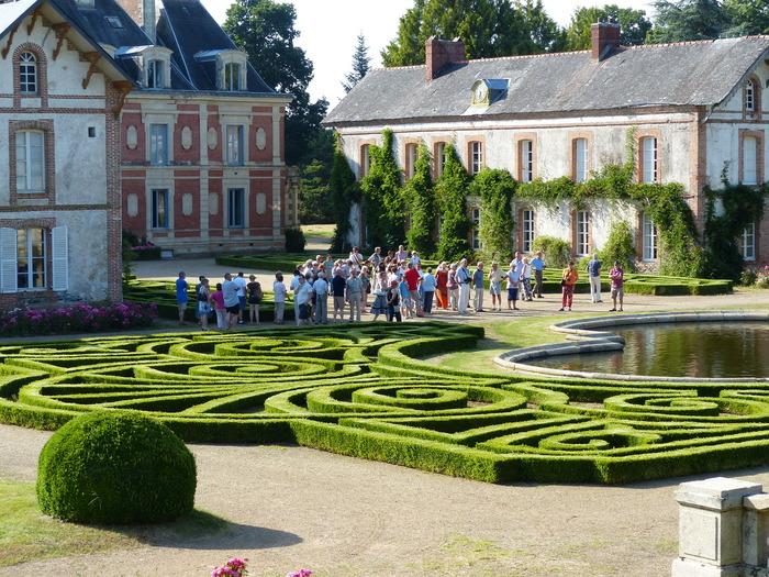 Journées du patrimoine 2018 - Visite libre du parc du Château des Forges