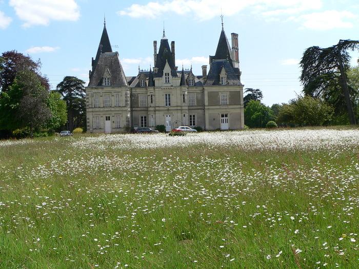Journées du patrimoine 2018 - Visite libre du Parc du Château du Martreil