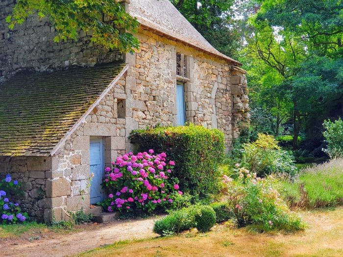 Journées du patrimoine 2018 - Visite libre du parc du château du Tiercent