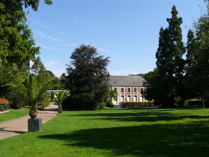 Journées du patrimoine 2017 - Visite libre du parc du Château du Val-aux-Grès