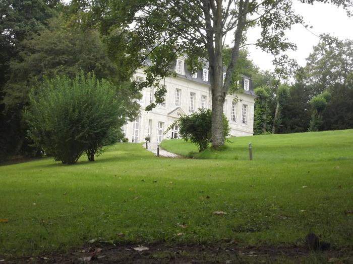 Journées du patrimoine 2018 - Visite libre du parc du château