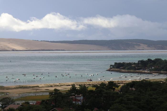 Journées du patrimoine 2018 - Lecture du paysage du Bassin d'Arcachon par le Parc naturel marin