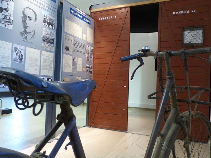 Crédits image : Musée de la Résistance et de la Déportation en Ardèche