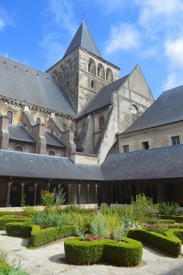 Crédits image : Abbaye de Montivilliers