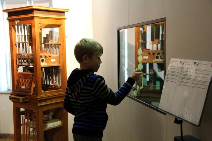 Journées du patrimoine 2018 - Visite libre du parcours sur les flûtes et l'orgue