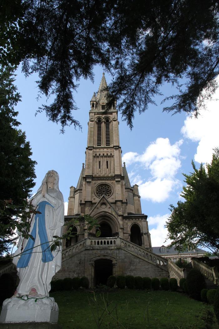 Journées du patrimoine 2018 - Visite libre du Petit Lourdes