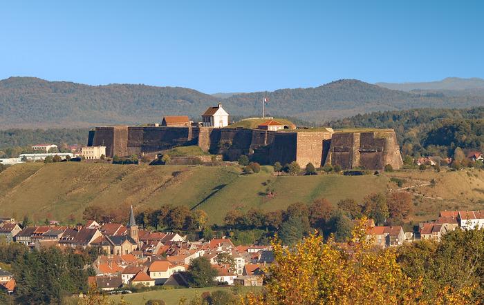 Journées du patrimoine 2018 - Visite libre du plateau supérieur de la citadelle (dont le musée