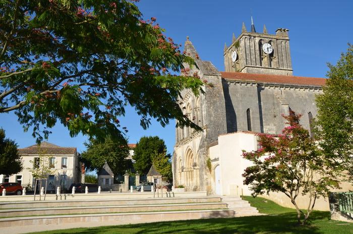 Crédits image : © Mairie de Saint-Savinien-sur-Charente