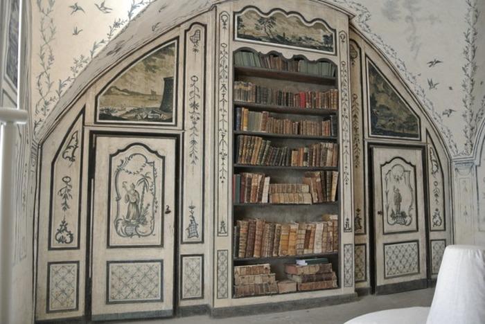 Journées du patrimoine 2018 - Visite libre du salon chinois.