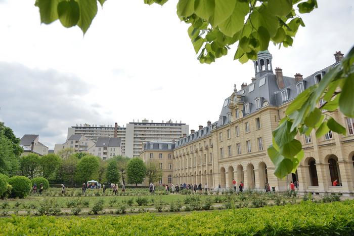 Journées du patrimoine 2017 - Visite libre du Séminaire de Saint-Sulpice