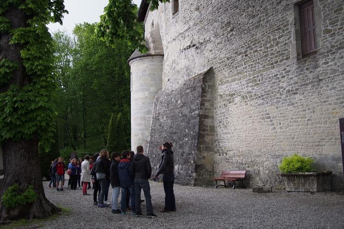 Journées du patrimoine 2018 - Visite libre du site médiéval.