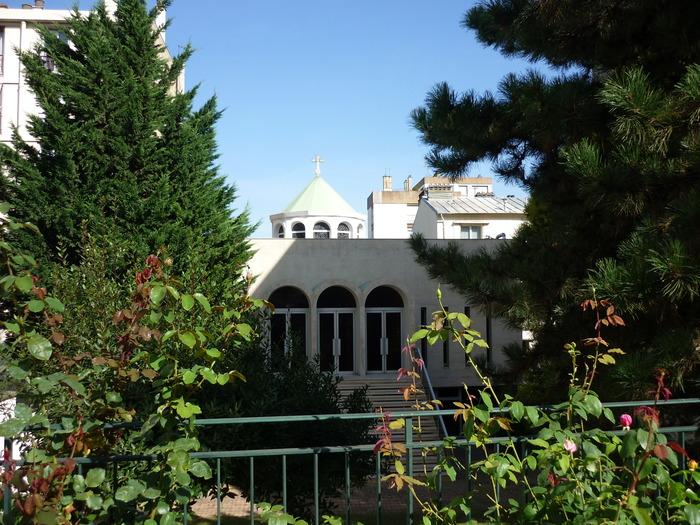 Journées du patrimoine 2017 - Visite libre du Temple de l'Église évangélique arménienne