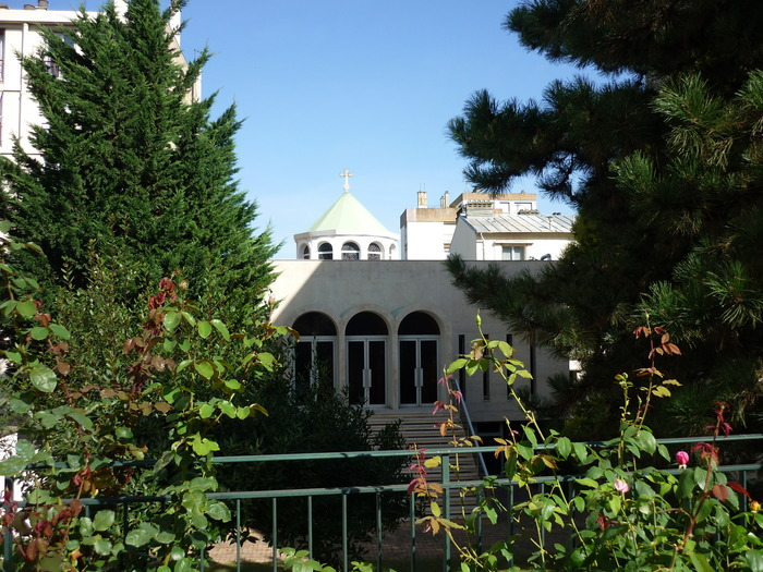 Journées du patrimoine 2018 - Visite libre du Temple de l'Église évangélique arménienne