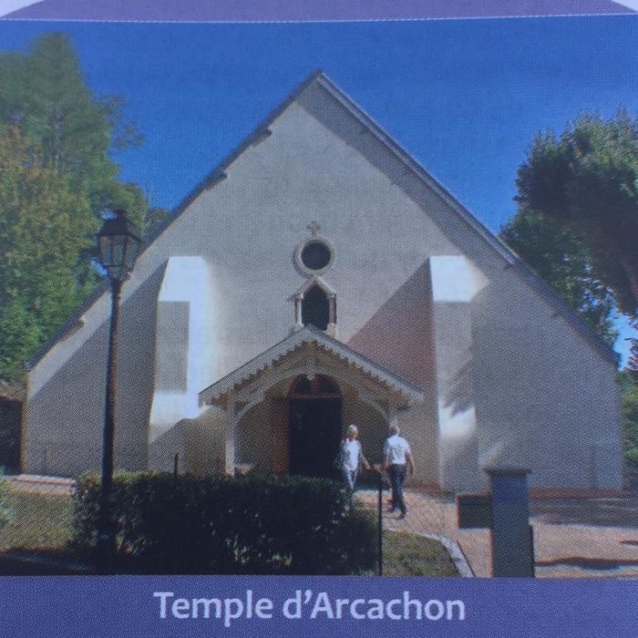 Journées du patrimoine 2017 - Visite libre du temple protestant