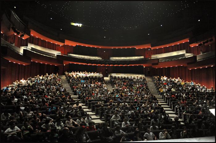 Journées du patrimoine 2018 - Visite libre du théâtre