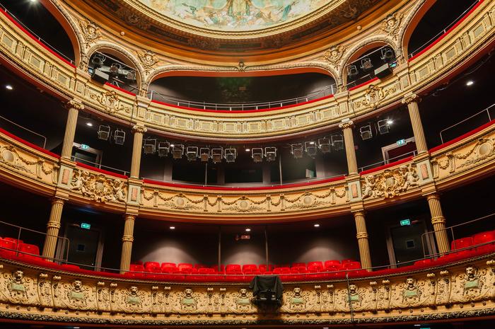 Journées du patrimoine 2018 - Visite libre du théâtre de Roanne.