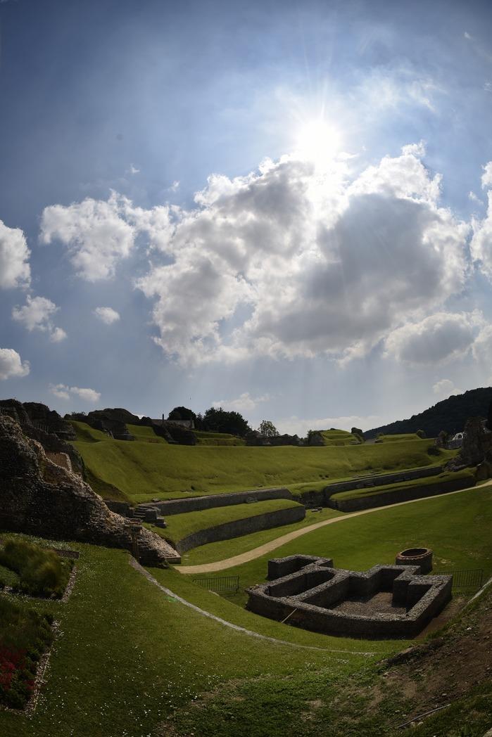 Journées du patrimoine 2018 - Visite libre du théâtre romain de Lillebonne