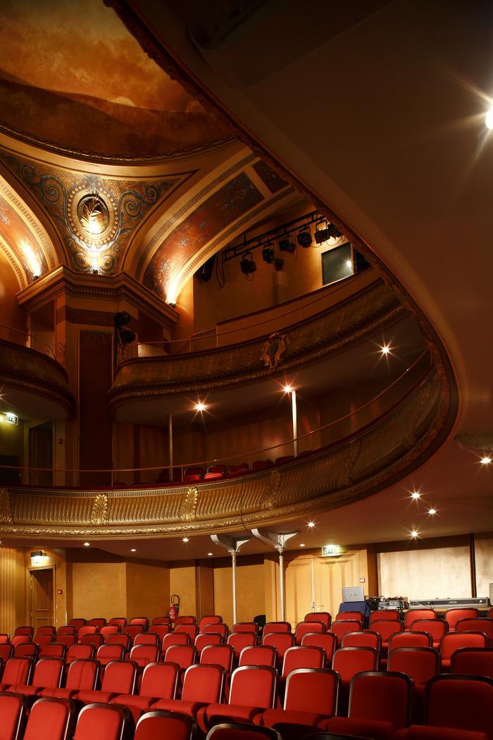 Journées du patrimoine 2018 - Visite libre du théâtre Victor Hugo