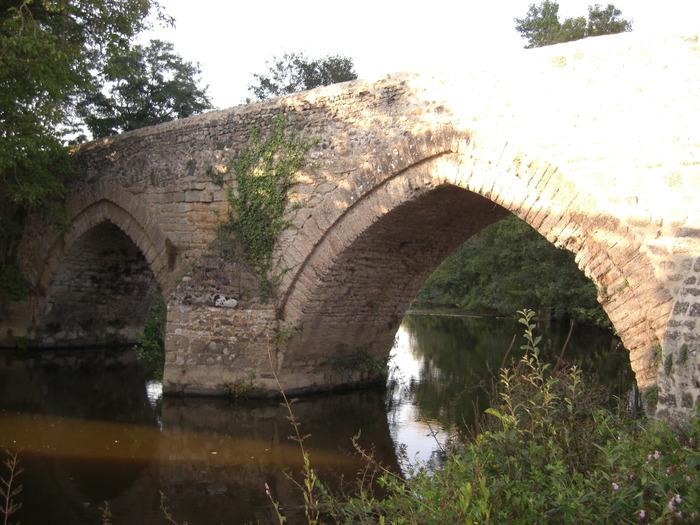 Journées du patrimoine 2018 - Visite libre du vieux pont de Saint-Varent