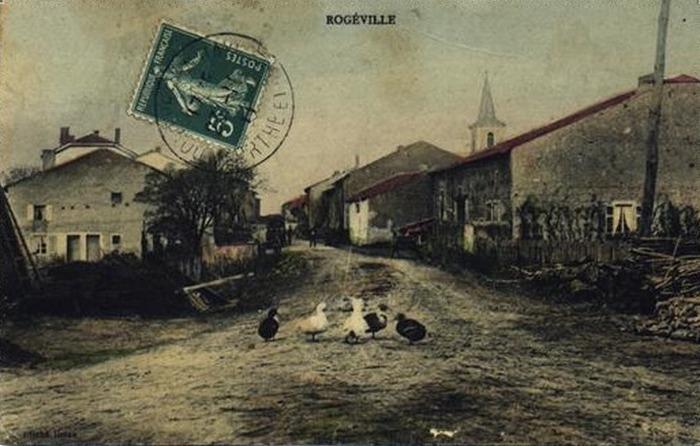 Journées du patrimoine 2018 - Visite libre avec audioguide sur smartphone du village de Rogéville
