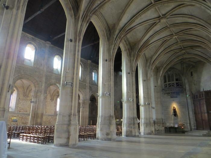Journées du patrimoine 2018 - Visite libre de l'église de Montivilliers