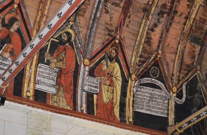 Journées du patrimoine 2018 - Visite libre église de Miré