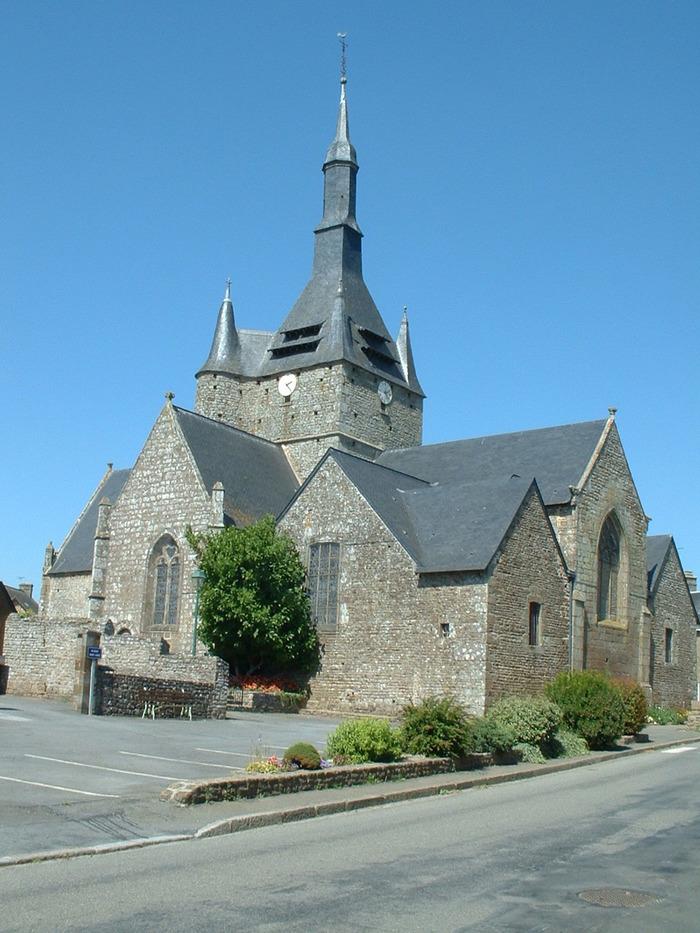 Journées du patrimoine 2018 - Visite libre - Eglise du 15ème siècle inscrite MH