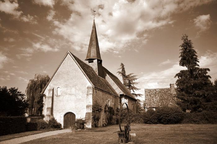 Journées du patrimoine 2018 - Visite libre de l'église Notre-Dame de Croth