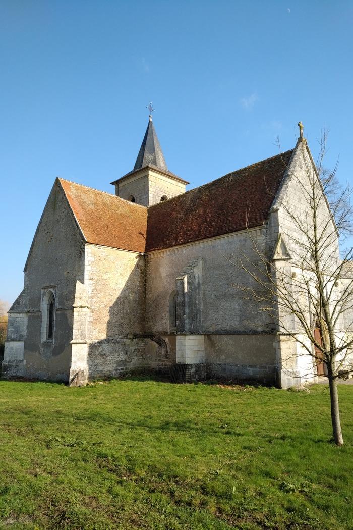 Journées du patrimoine 2018 - Découvrez l'église Saint-Martin !