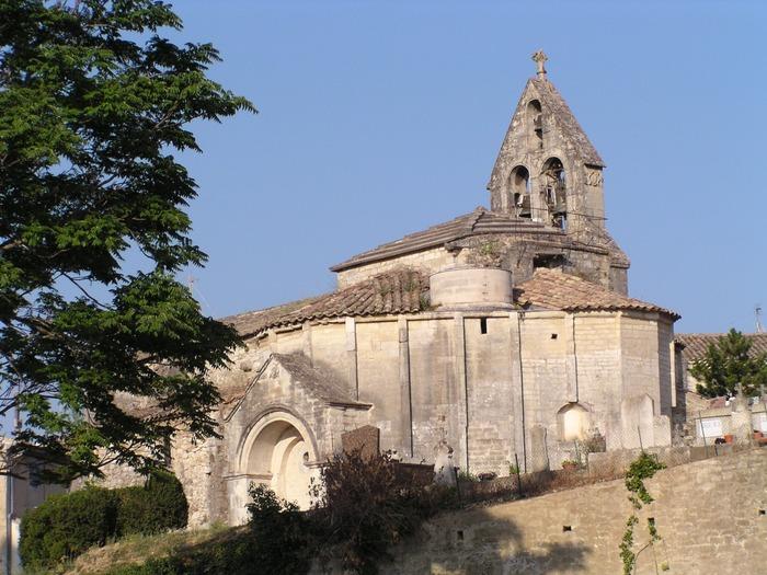 Journées du patrimoine 2018 - Visite libre de l'église Sainte-Croix restaurée.