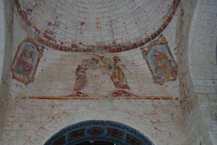 Journées du patrimoine 2018 - Visite libre et visites commentées à l'Eglise romane Notre Dame