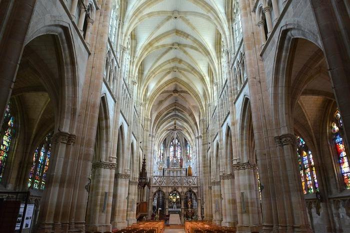 Journées du patrimoine 2018 - Visite libre et commentée de la basilique de L'Épine