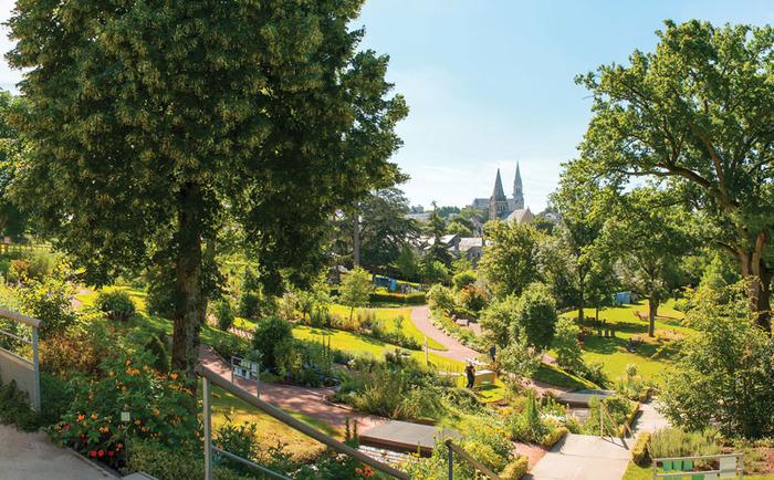 Journées du patrimoine 2018 - Visite libre et gratuite du Jardin Camifolia