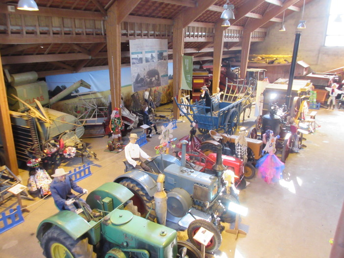 Journées du patrimoine 2018 - Visite libre du musée de la Moisson