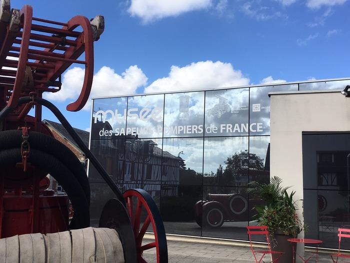 Journées du patrimoine 2018 - Visite libre du musée des Sapeurs-Pompiers de France