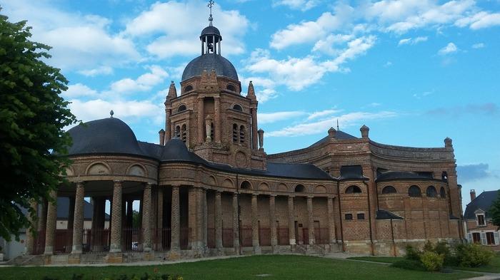 Journées du patrimoine 2018 - Visite libre et visites guidées de l'église Saint-Didier