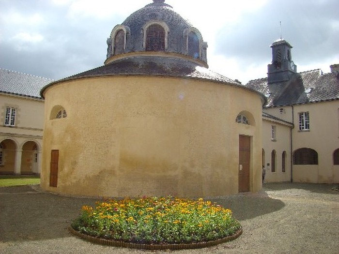 Journées du patrimoine 2018 - Visite guidée de la Cour d'Honneur et de la chapelle