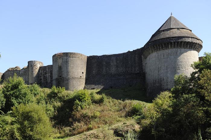 Journées du patrimoine 2018 - Visite libre et guidée de la forteresse médiévale de Tiffauges