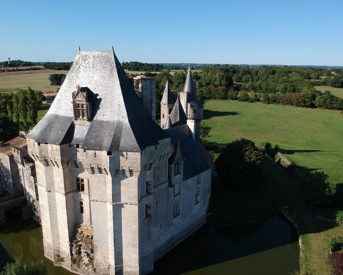 Journées du patrimoine 2018 - Château de Cherveux